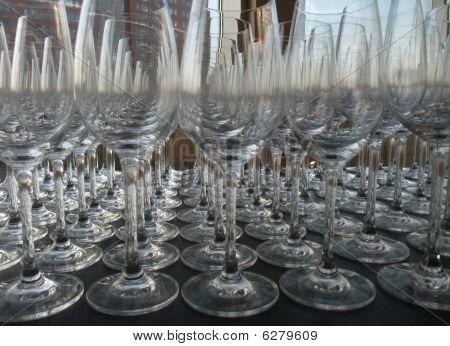 Wine Glasses for Part