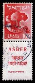 Twelve Tribes Of Israel, Asher