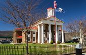 The Craig County Courthouse - USA