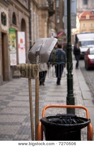 Street Cleaner Tools