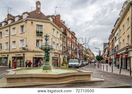 In The Streets Of Beauvais