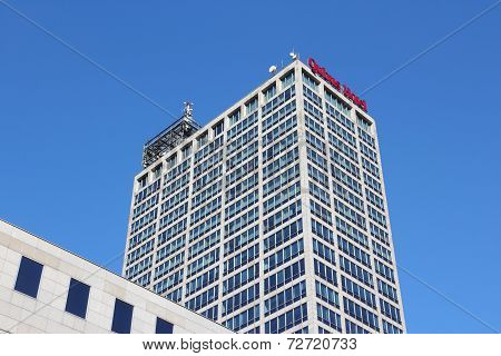 Altus Building In Katowice