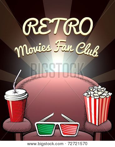Retro Movies Fan Club poster