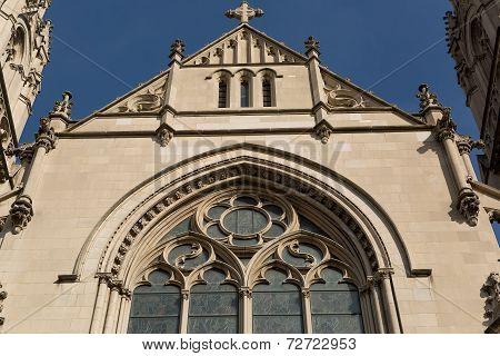 Church Facade Details