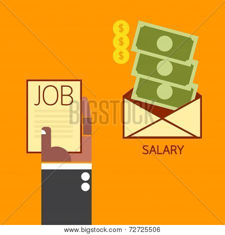 Salary Concept