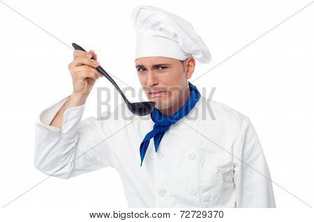 Chef Tastes Awful Food