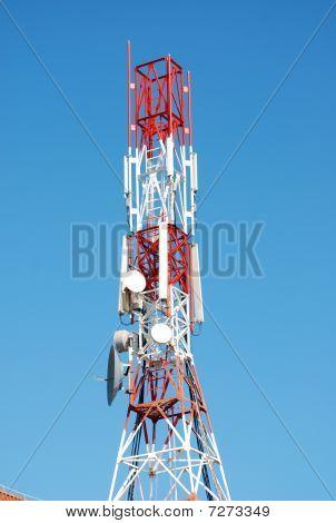 tall gsm antenna