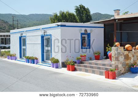Beautiful House In Kefalos