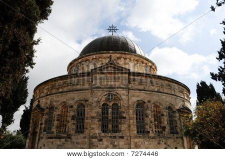 Ethiopian Church In Jerusalem