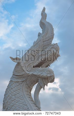 King Of Nagas Statue