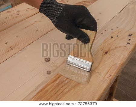 Finishing By Hand