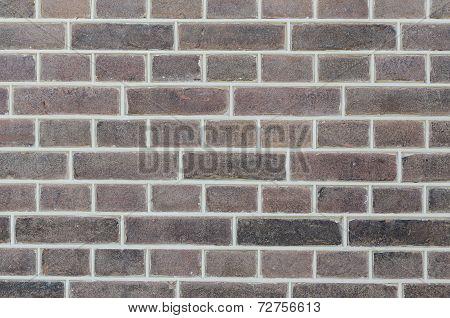 Detail Brick Stones Wall