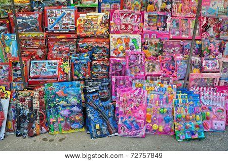 Toys Street Market