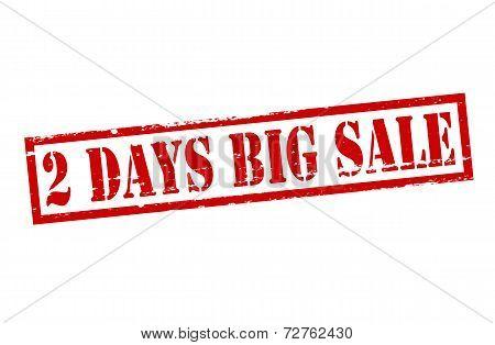 Two Days Big Sale