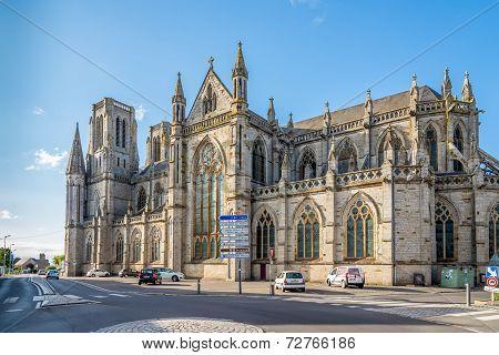 Church Notre Dame Des Champs