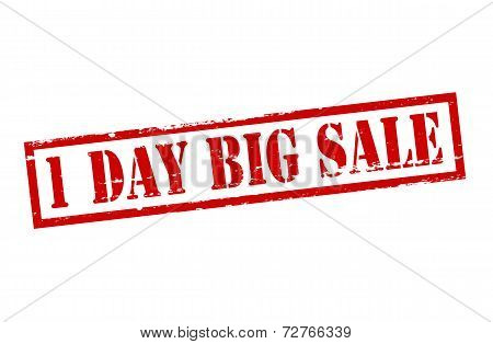 One Day Big Sale