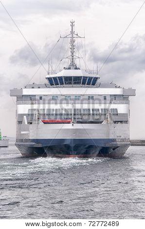 Tycho Brahe Scandlines Ferry