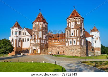 Medieval  Palace, Belarus