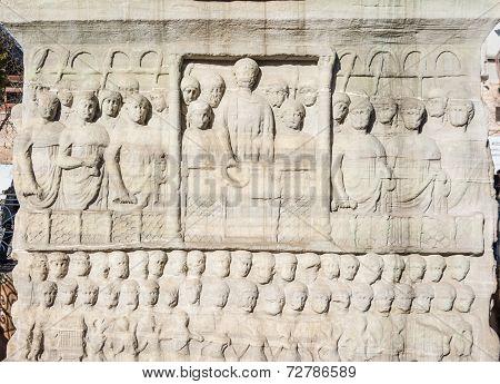 Obelisk of Theodosius,Istanbul, Turkey