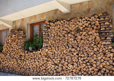 Firewoods Storage