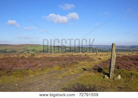 Monolith And Scenic Yorkshire