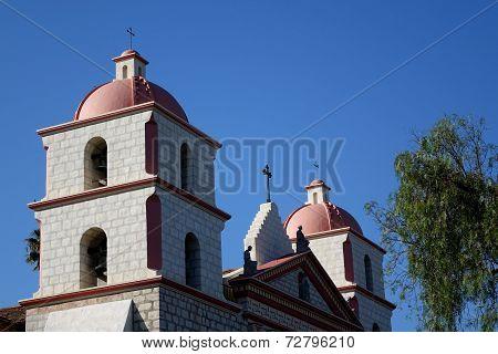 Mission Santa Barbara - CA