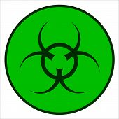 pic of bio-hazard  - A bio - JPG