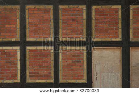 Half-timber Texture