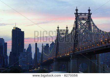 Queensboro Bridge/ New York City