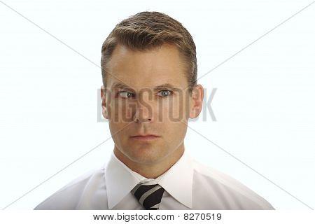 Cross Eyed Man