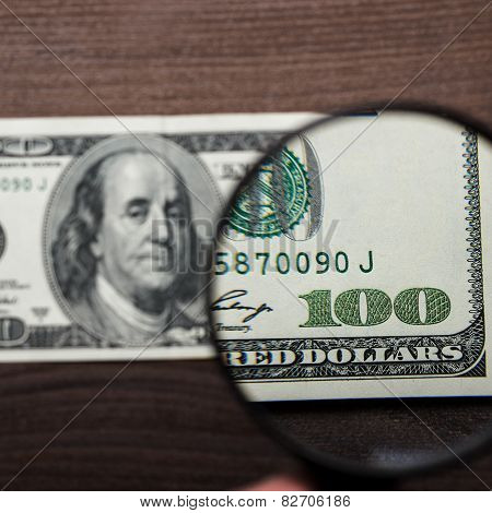 hundred dollars banknote authentication