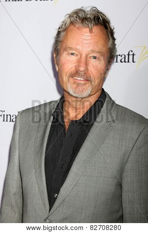 LOS ANGELES - FEB 12:  John Savage at the 10th annual Final Draft Awards at a Paramount Theater on February 12, 2015 in Los Angeles, CA