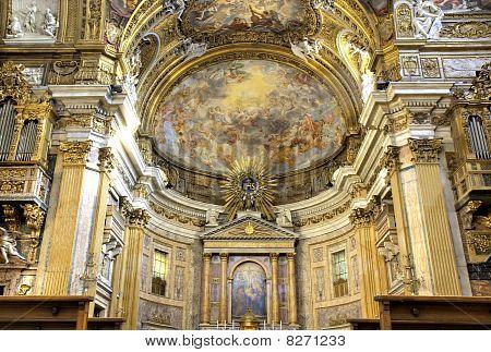 Chorus Of Basilica Il Gesu