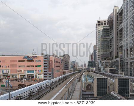 Modern Monorail