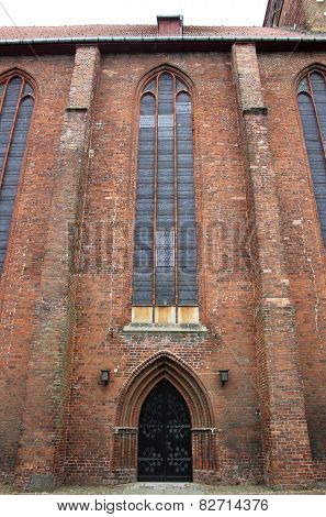Church In Greifswald