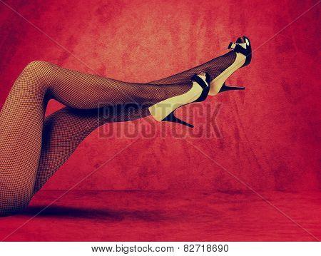 Seductive legs