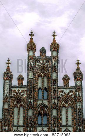Brick Gothic Hdr