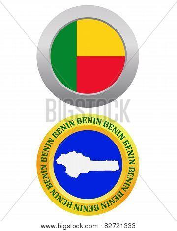 Button As A Symbol Benin