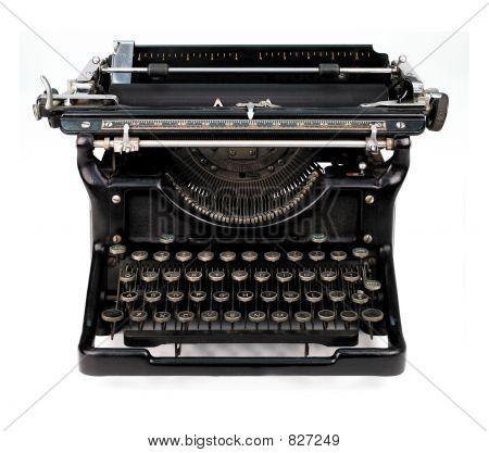 antikes Schreibmaschine