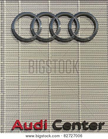 Audi showroom