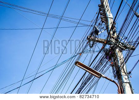 Electric Cables Shamble