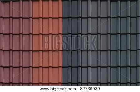 Different Roof Tiles