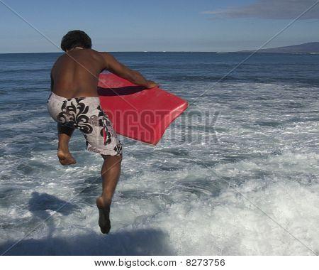 Board Jump