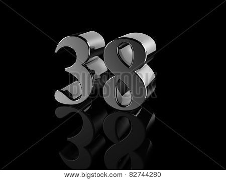 Number 38