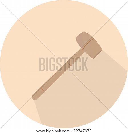 law hammer icon