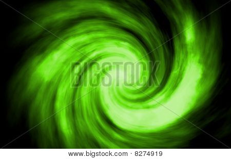 Plano de fundo Alien Vortex abstrata