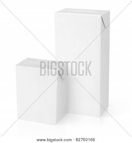 Milk Or Juice Carton Packages
