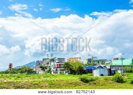 Suburbs in Vietnam