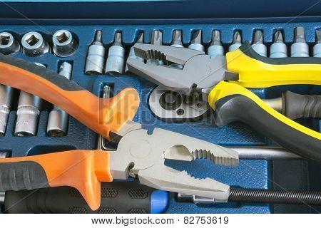 Kit Of Tools