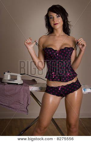Sexy Ironing
